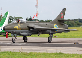 Hawker - Hunter F.58 (SE-DXM) - big