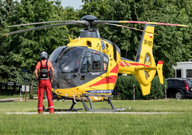 Eurocopter - EC135 (all models) (SP-HXF) - big