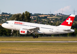 Airbus - A319 (HB-IPR) - Csaba Kiraly