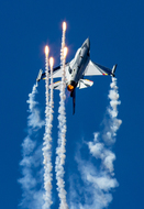 General Dynamics - F-16AM Fighting Falcon (FA-84) - Csaba Kiraly