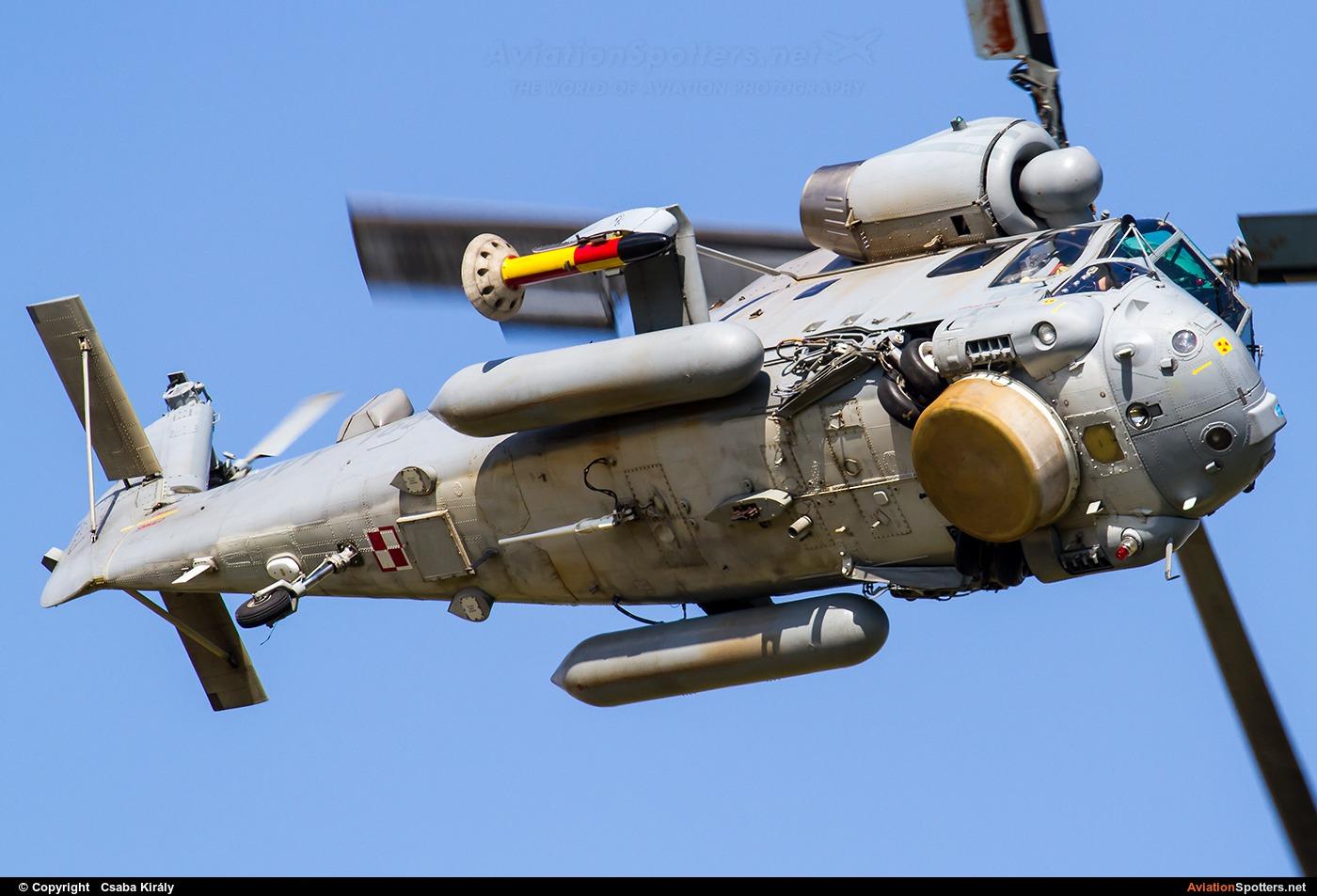 Poland - Navy - SH-2G Super Seasprite (163546) By Csaba Király
