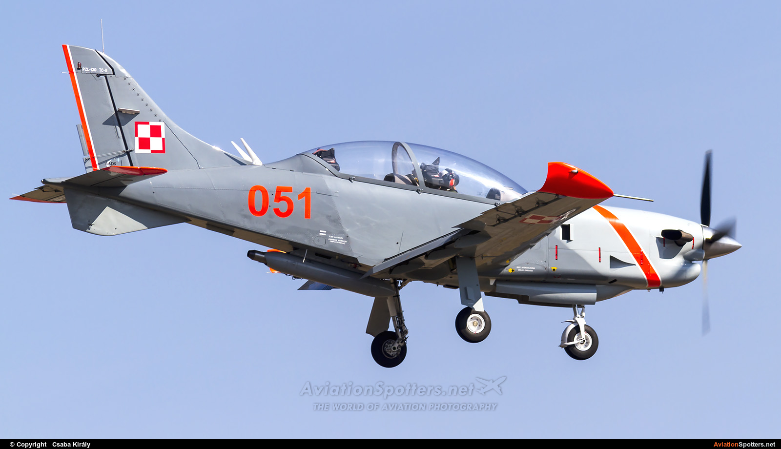 Poland - Air Force : Orlik Acrobatic Group  -  PZL-130 Orlik TC-1 - 2  (051) By Csaba Király (Csaba Kiraly)