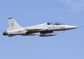 CASA-Northrop -  SF-5B(M) Freedom Fighter (AE.9-28) - Jorge Guerra