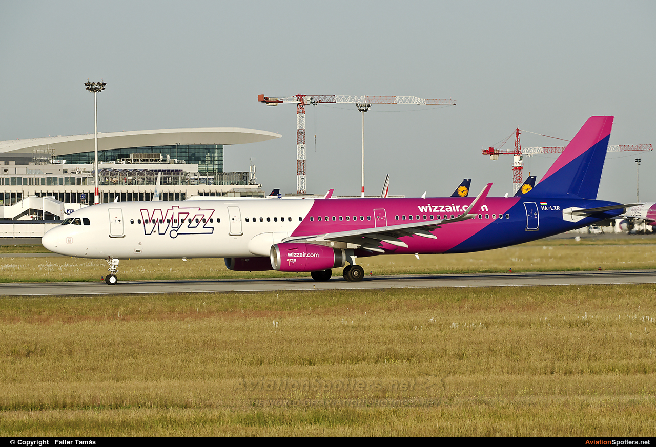 Wizz Air  -  A321-231  (HA-LXR) By Faller Tamás (fallto78)