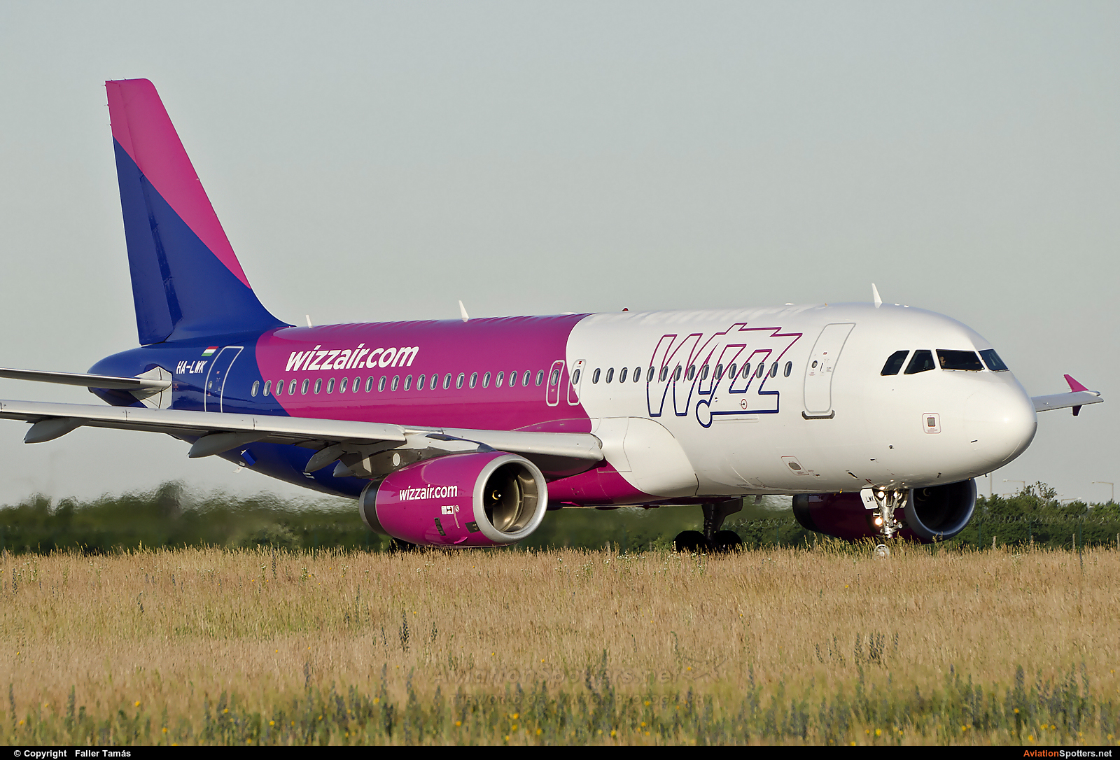 Wizz Air  -  A320-232  (HA-LWK) By Faller Tamás (fallto78)