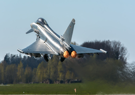 Eurofighter - EF-2000 Typhoon S (30+46) - Strange