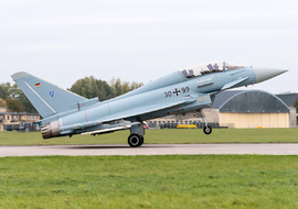 Eurofighter - EF-2000 Typhoon T (30+99) - winkiel