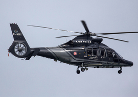 Eurocopter - EC155 Dauphin (all models) (B-HRY) - BERTAL