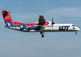 de Havilland Canada - DHC-8-400Q Dash 8 (SP-EQB) - PEPE74