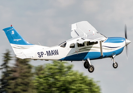 Cessna - 206 Stationair (all models) (SP-MAW) - PEPE74