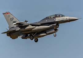 General Dynamics - F-16D Fighting Falcon (91-0481) - PEPE74