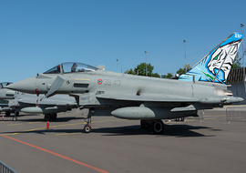 Eurofighter - EF-2000 Typhoon S (MM 7322) - ryś