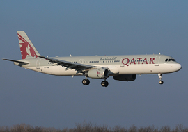 Airbus - A321 (A7-AIB) - operator