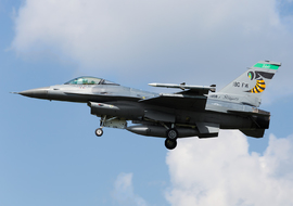General Dynamics - F-16C Fighting Falcon (89-2098) - mr.szabi