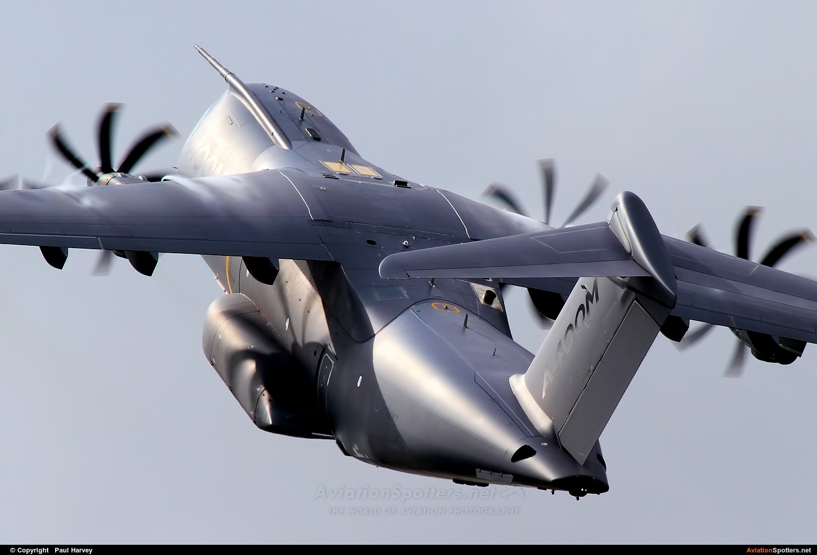 Airbus Military  -  A400M  (F-WWMZ) By Paul Harvey (Paultojo)