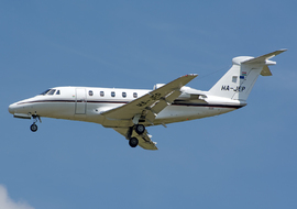 Cessna - 650 Citation III (HA-JEP) - sas1965