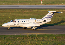 Cessna - 525 CitationJet (9A-JSC) - sas1965
