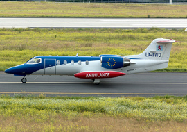 Learjet - 35 R-35A (LX-TWO) - Misixx