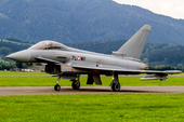 Eurofighter - EF-2000 Typhoon S (7L-WF) By Szuh Jozsef