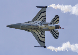 General Dynamics - F-16AM Fighting Falcon (FA-123) - szuh jozsef