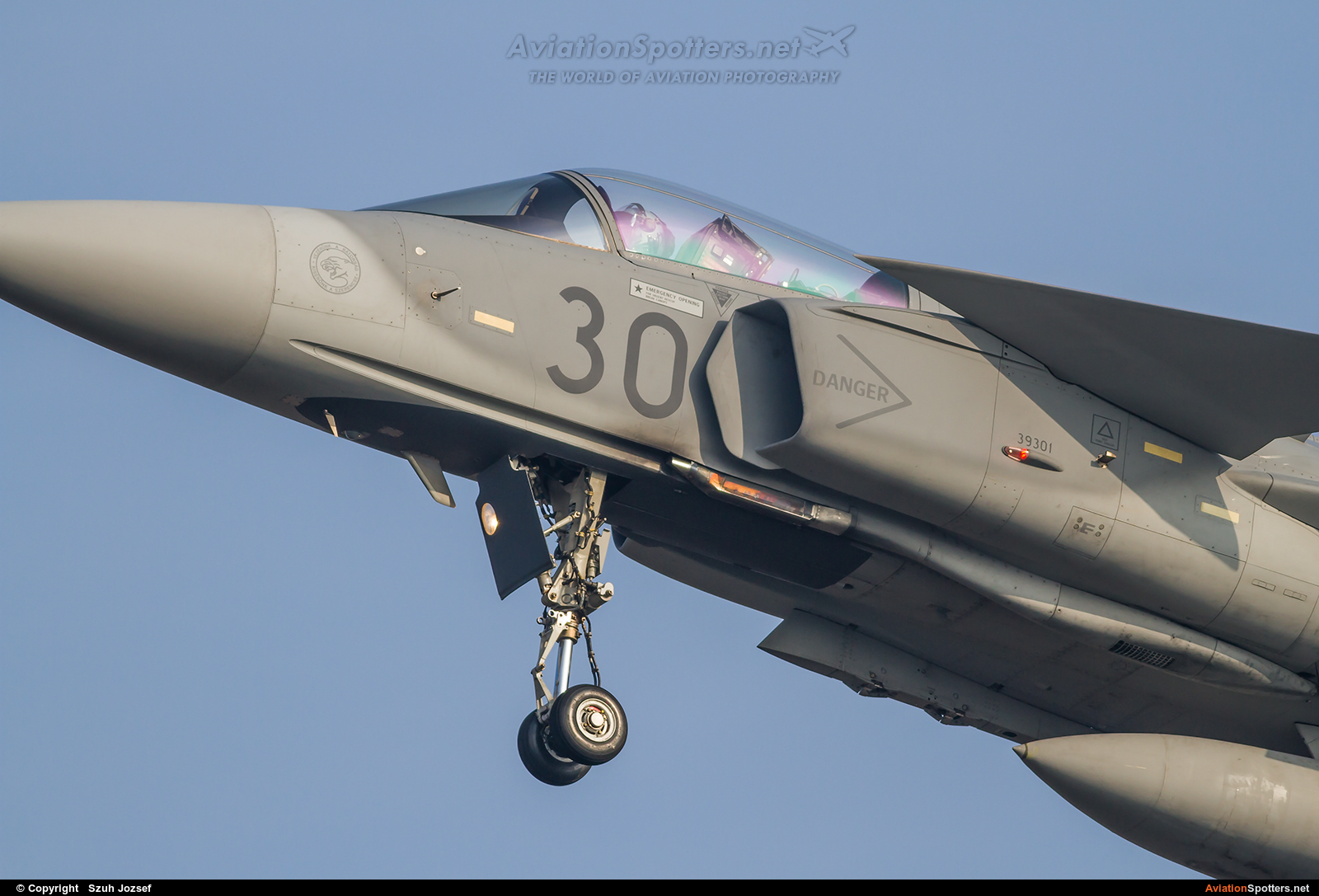 Hungary - Air Force  -  JAS 39C Gripen  (30) By Szuh Jozsef (szuh jozsef)