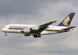 Airbus - A380-841 (9V-SKS) - norber